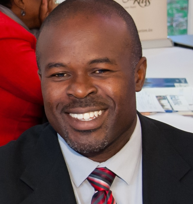 Greg Phillip, Chief Executive Officer of the Nevis Tourism Authority (file photo)