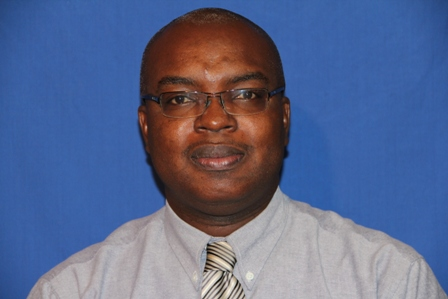 Permanent Secretary in the Nevis Island Administration's Ministry of Communication and Works, Ernie Stapleton