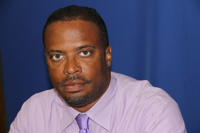 Deputy Premier and Minister of Health in the Nevis Island Administration Hon. Mark Brantley (file photo)