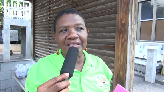 Principal Education Officer in the Department of Education on Nevis Palsy Wilkin