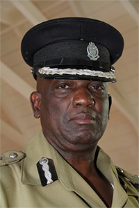 Assistant Commissioner of Police (Nevis Division) Robert Liburd