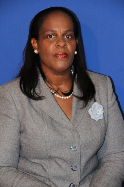 Dr. Judy Nisbett Medical Officer of Health, Ministry of Health in the Nevis Island Administration
