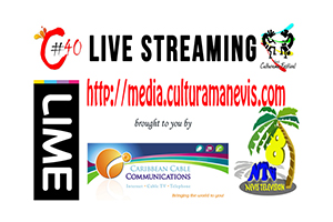 Culturama 40 live streaming banner