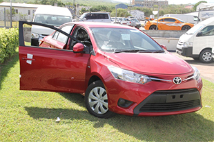 The winner of the 2014 Senior Kaiso Competition will be awarded a red Toyota Yaris valued at EC$80,000 sponsored by the St. Kitts-Nevis-Anguilla Trading and Development Company (TDC) Ltd.