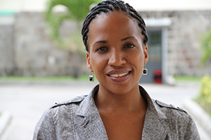 Permanent Secretary in the Ministry of Health Nicole Slack-Liburd (file photo)
