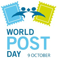 World Post Day, 9th October, 2014