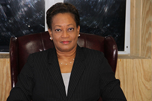 Resident Judge in the Eastern Caribbean Supreme Court Nevis Circuit Justice Lorraine Williams