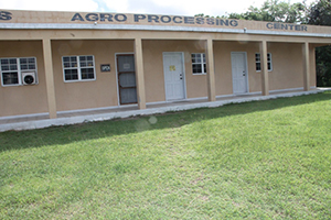 Nevis Agro Processing Centre at Prospect