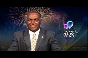 Premier of Nevis Hon. Vance Amory