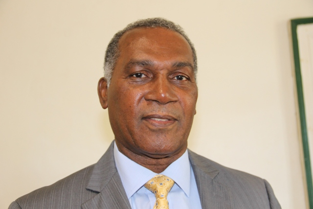 Premier of Nevis and Minister of Finance Hon. Vance Amory