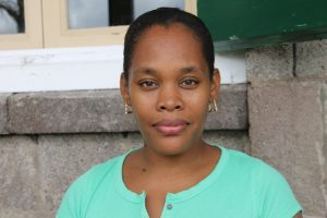 General Manager of the Nevis Performing Arts Centre Deslyn Williams-Johnson
