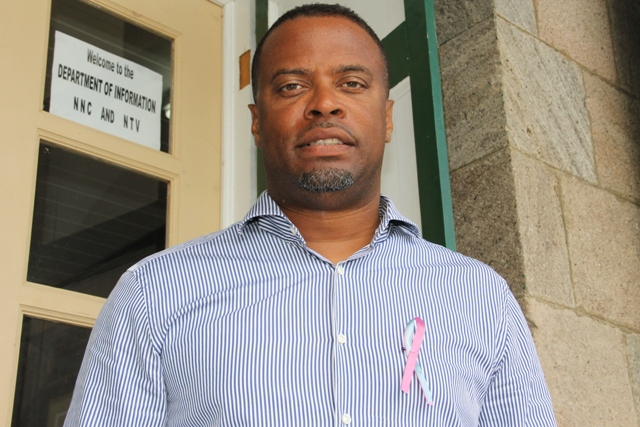Minister of Health in the Nevis Island Administration Hon. Mark Brantley