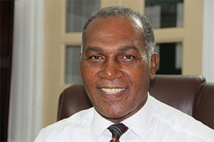 Premier of Nevis Hon. Vance Amory (Filed Photo)