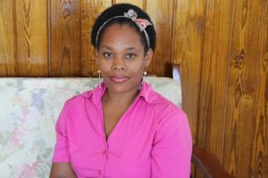 General Manager of the Nevis Performing Arts Centre Deslyn Williams-Johnson.