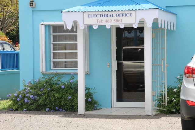 The Electoral Office on Nevis