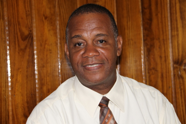 "Permanent Secretary in the Ministry of Agriculture on Nevis and host of the ""Eye on Agriculture"" programme on Nevis Television Eric Evelyn (file photo)"