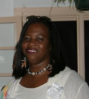 New manager of the Electoral Office on Nevis Ernestine Rawlins (file photo)