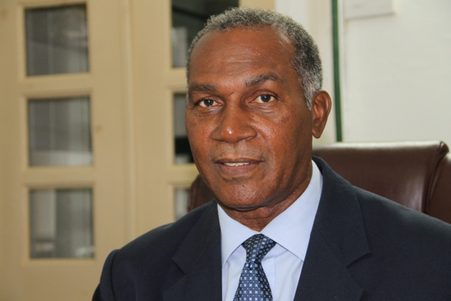 Premier of Nevis and Minister of Education Hon. Vance Amory (file photo)