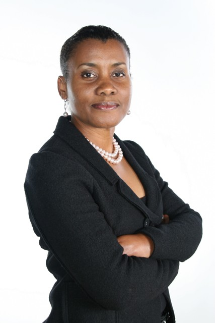 New Vice Counsel at the Consulate of St. Kitts and Nevis in Dubai, UAE, Nevisian Elsa Wilkin-Ambrister