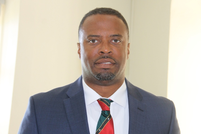 Affairs Minister in St. Kitts and Nevis Hon. Mark Brantley