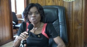 Education Officer in the Ministry of Tourism Vanessa Webbe