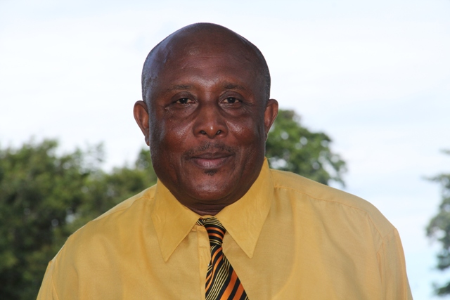 Permanent Secretary in the Ministry of Tourism in the Nevis Island Administration Carl Williams