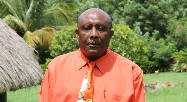 Permanent Secretary in the Ministry of Tourism on Nevis Carl Williams