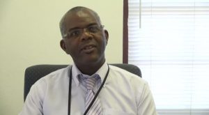 General Manager of the Nevis Air and Sea Ports Authority Oral Brandy