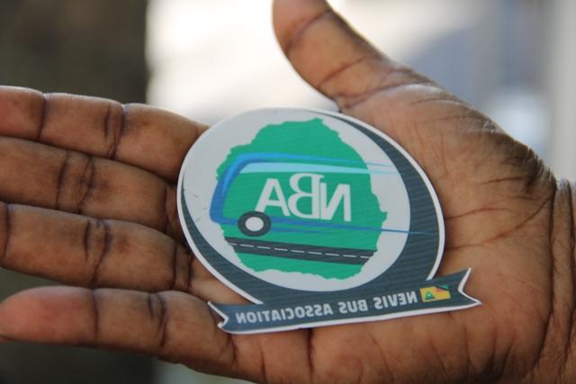 Nevis Bus Association logo used for the Ministry of Social Development's Seniors Subsidized Transportation Programme