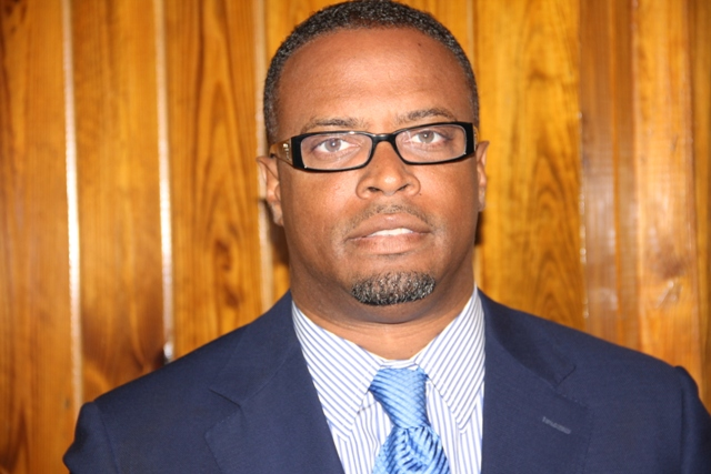 Minister of Health in the Nevis Island Administration Hon. Mark Brantley (file photo)