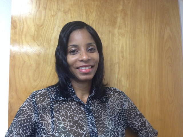 Nadine Carty-Caines, Programme Coordinator - HIV Unit in the Nevis Health Promotion Unit