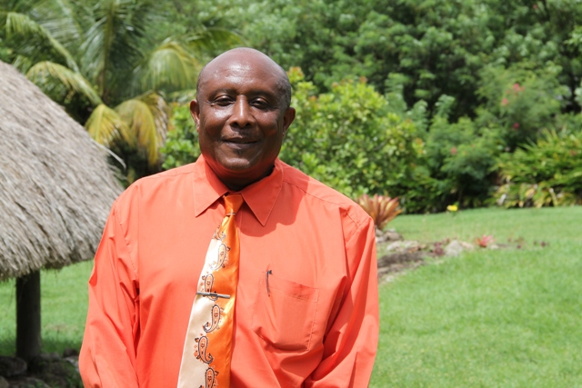 Permanent Secretary in the Ministry of Tourism on Nevis Carl Williams (file photo)