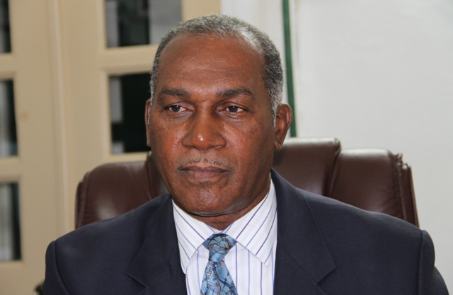 Premier of Nevis Hon. Vance Amory (file photo)