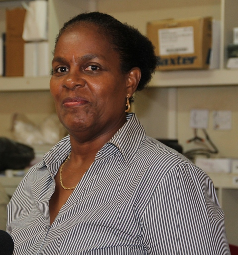 Medical Officer of Health in the Nevis Island Administration Dr. Judy Nisbett (file photo)