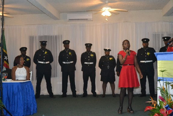 Constable Awardees 2015 during the Awards Ceremony held on February 06 2016 at Occasions Entertainment Arcade