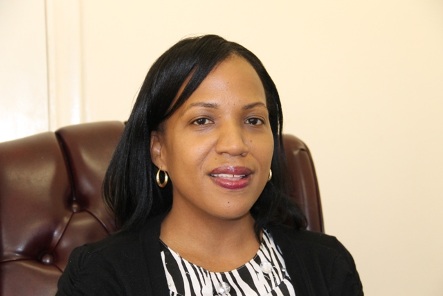 Permanent Secretary in the Ministry Nicole-Slack Liburd
