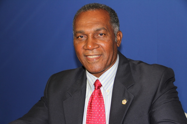 Hon. Vance Amory Premier of Nevis and Area Representative for the St. George's Constituency No. 10 (file photo)