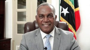 Hon. Vance Amory, Minister of Nevis Affairs, Labour, Social Security and Ecclesiastical Affairs