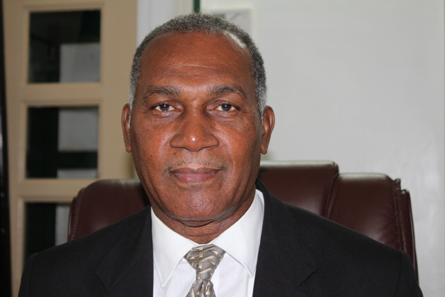 Hon. Vance Amory, Premier of Nevis and Area representative for the St. Georges Constituency No. 10 (file photo)