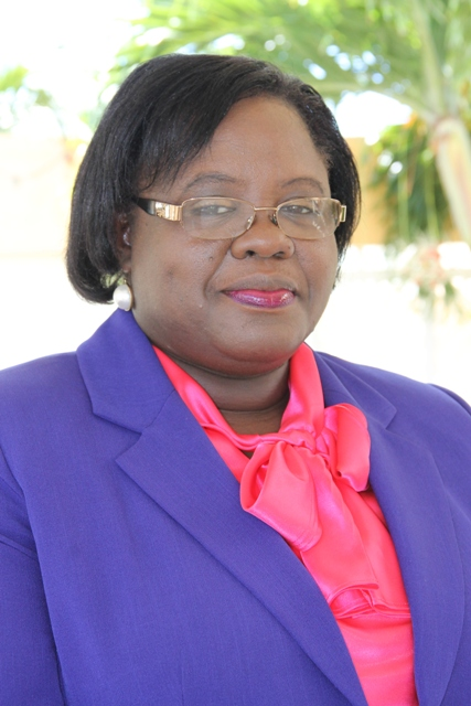 Hon. Hazel Brandy-Williams, Junior Minister responsible for Gender Affairs in the Ministry of Social Development on Nevis (file photo)