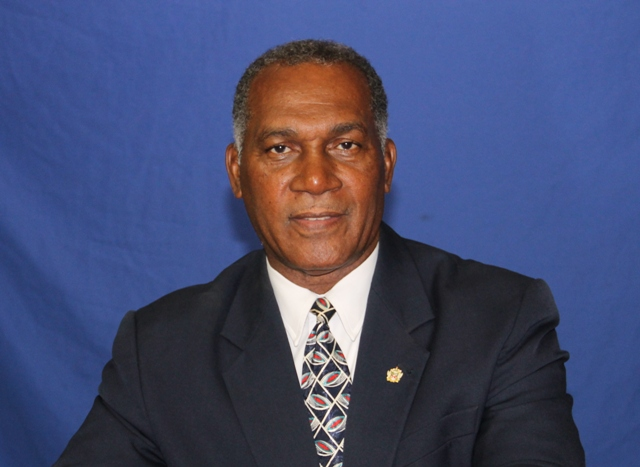 Hon. Vance Amory, Premier of Nevis and Area Representative for the St. Georges Constituency No 10 (file photo)