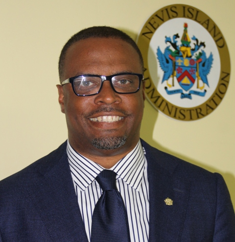 Deputy Premier of Nevis and Minister of Health Hon. Mark Brantley (file photo)