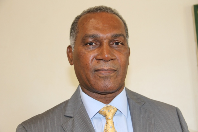 Hon. Vance Amory, Premier of Nevis and Area representative for the St. George's Constituency No. 10 (file photo)
