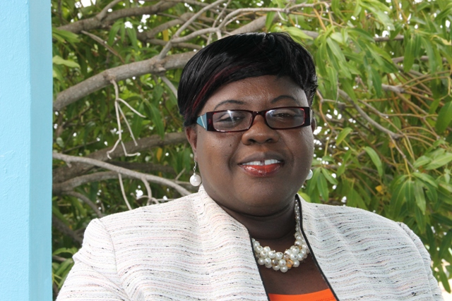 Junior Minister responsible for Gender Affairs on Nevis Hon. Hazel Brandy Williams (file photo)