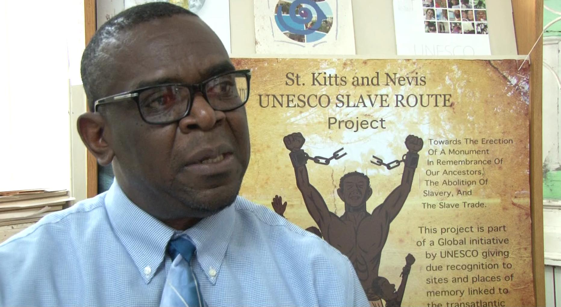 Mr. Antonio Maynard, Secretary General of the St. Kitts and Nevis National Commission for UNESCO