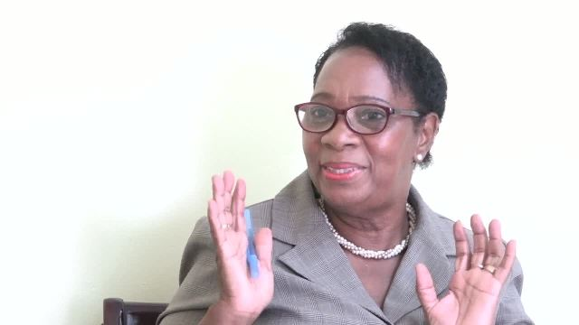 Garcia Hendrickson, Coordinator of the Seniors Division in the Department of Social Services, Ministry of Social Development in the Nevis Island Administration