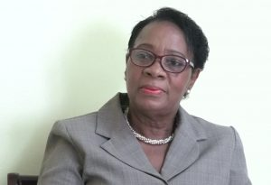 Garcia Hendrickson, Coordinator of the Senior Citizens Division in the Department of Social Services in the Ministry of Social Development on Nevis