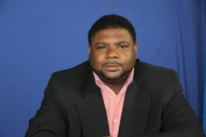 Hon. Troy Liburd, Junior Minister in the Ministry of Communications, Works, Public Utilities, Posts, Physical Planning, Natural Resources and Environment in the Nevis Island Administration