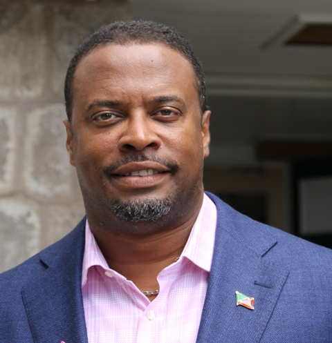 Hon. Mark Brantley, Deputy Premier and Minister of Tourism in the Nevis Island Administration (file photo)