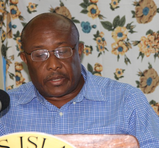 Carl Williams, Permanent Secretary in the Ministry of Tourism, Culture and Information in the Nevis Island Administration